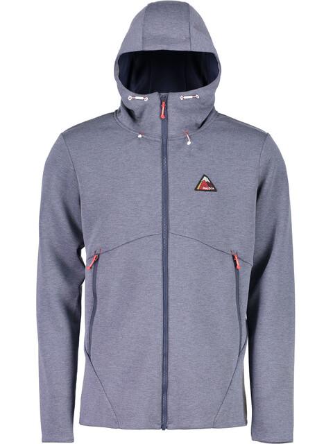 Maloja FedozM. Hooded Multisport Jacket Men mountain lake